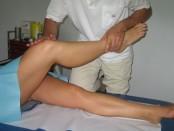 Schmerzen direkt nach dem Sport sind meist die Folge eines Muskelrisses
