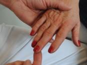 Fingersehnenriss