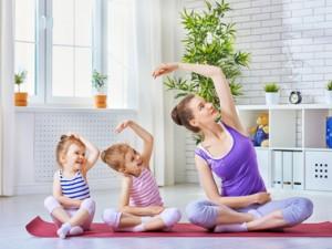 Yoga ist in jedem Alter sinnvoll