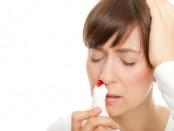 nicht nur Kinder können Nasenbluten haben